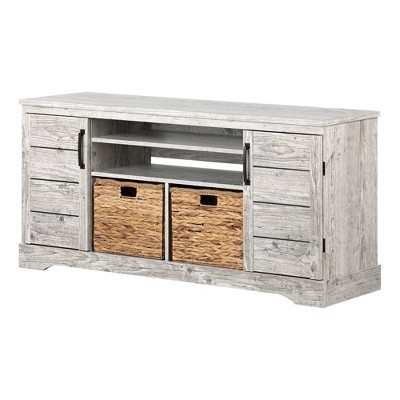 """Fitcher TV Stand for TVs up to 65"""" - South Shore"""