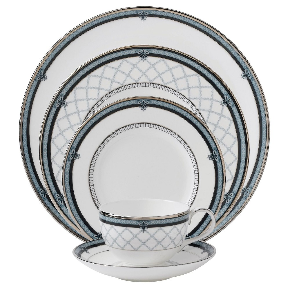 Royal Doulton Countess 5pc Dinnerware Set