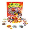 Tactic Picture Carousel Board game - image 2 of 4