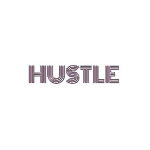 HUSTLE Artist Drawing Journal - by  Michael Huhn & Sir Michael Huhn (Paperback) - image 1 of 1