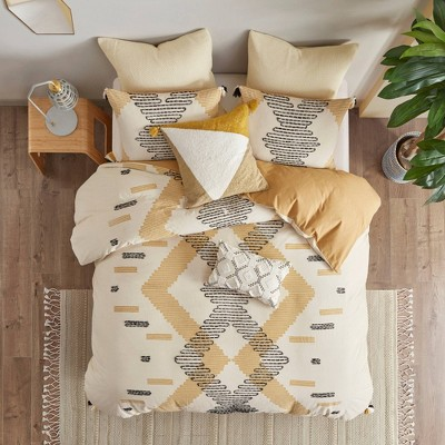 Arizona 3 Piece Cotton Comforter Set - JLA Home