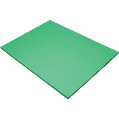 Tru-Ray Sulphite Construction Paper, 18 x 24 Inches, Festive Green, 50 Sheets