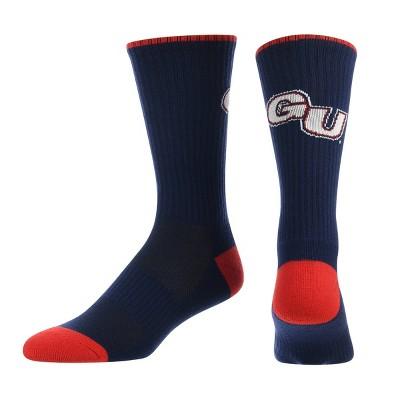 NCAA Gonzaga Bulldogs Big Game Crew Sock L/XL