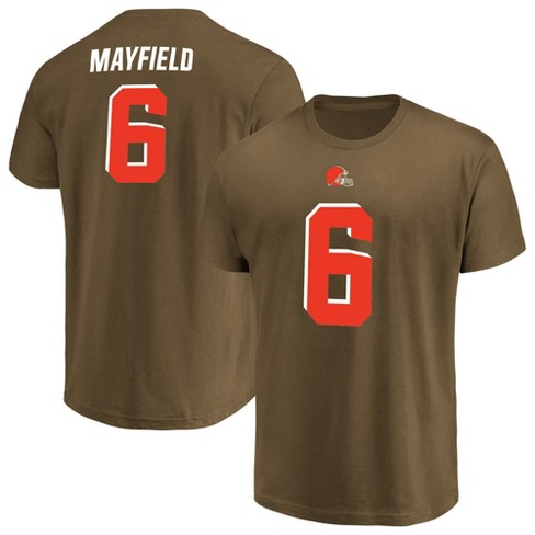 Cleveland Browns Men's Athletic Coordinator Player T-Shirt L - image 1 of 3