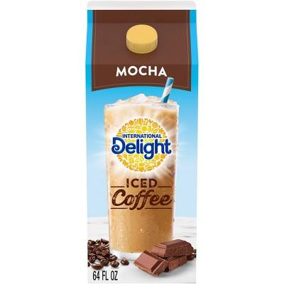 International Delight Mocha Iced Coffee - 64 fl oz