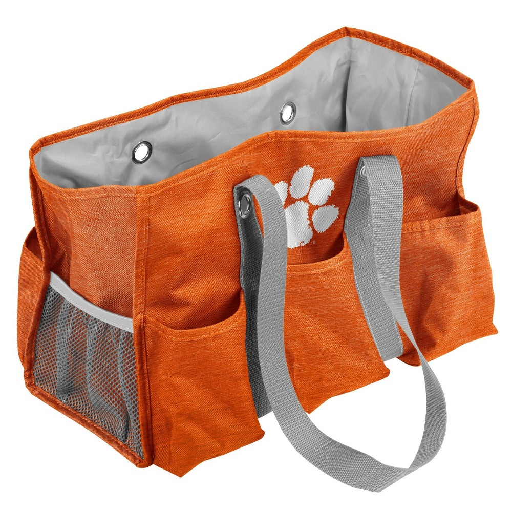 Ncaa Clemson Tigers Crosshatch Jr Caddy Daypack