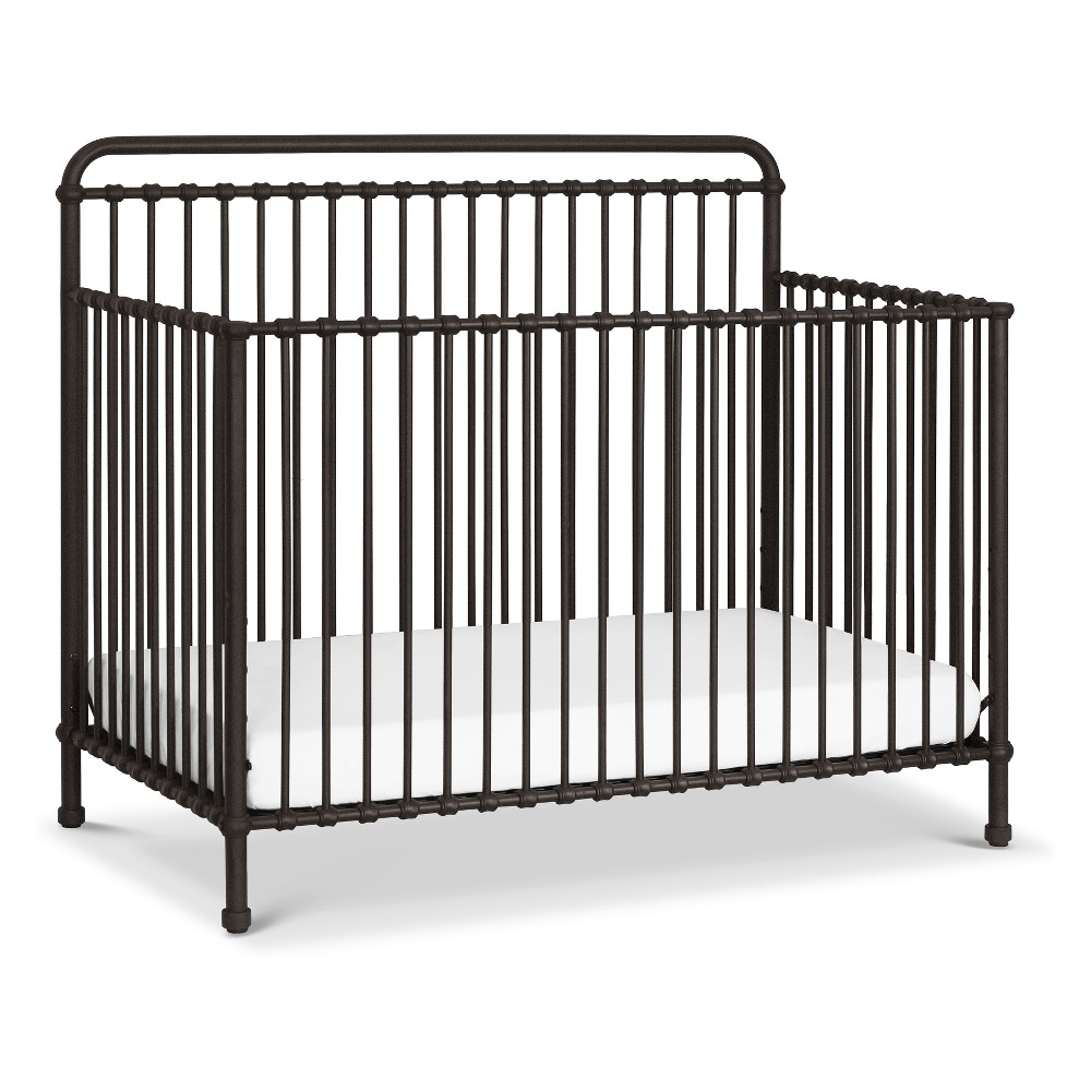 Million Dollar Baby Classic Winston 4-in-1 Convertible Crib - Vintage Iron