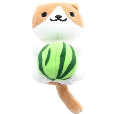 "Little Buddy LLC Neko Atsume: Kitty Collector 6"" Plush: Cocoa"