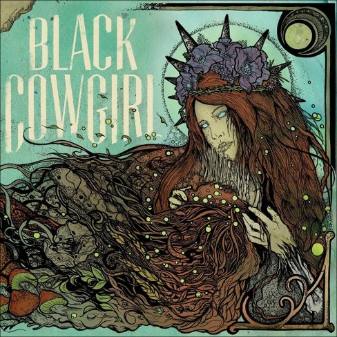 Black cowgirl - Black cowgirl (CD) - image 1 of 1