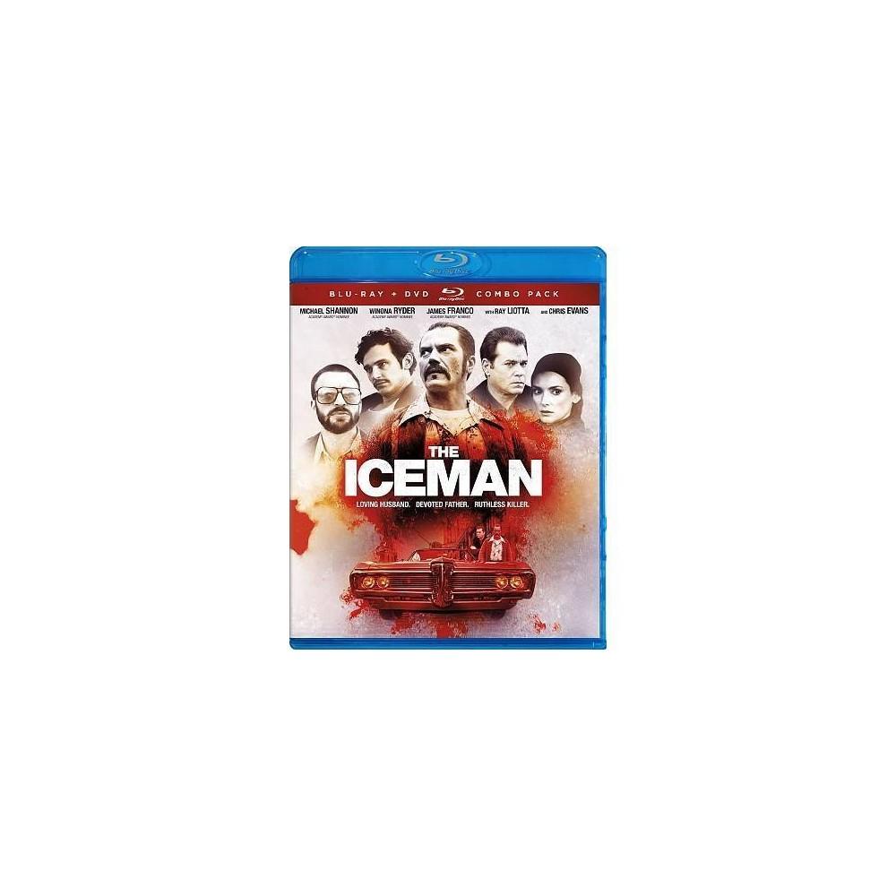 Iceman (Bd/Dvd Combo) (Blu-ray)