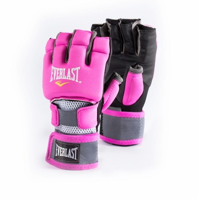 Everlast Cardio Kickboxing Fitness Gloves - Pink
