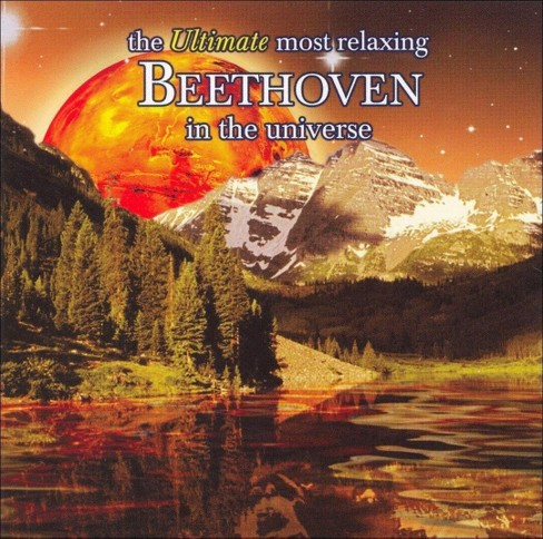 Various - Ultimate most relaxing beethoven in t (CD) - image 1 of 1