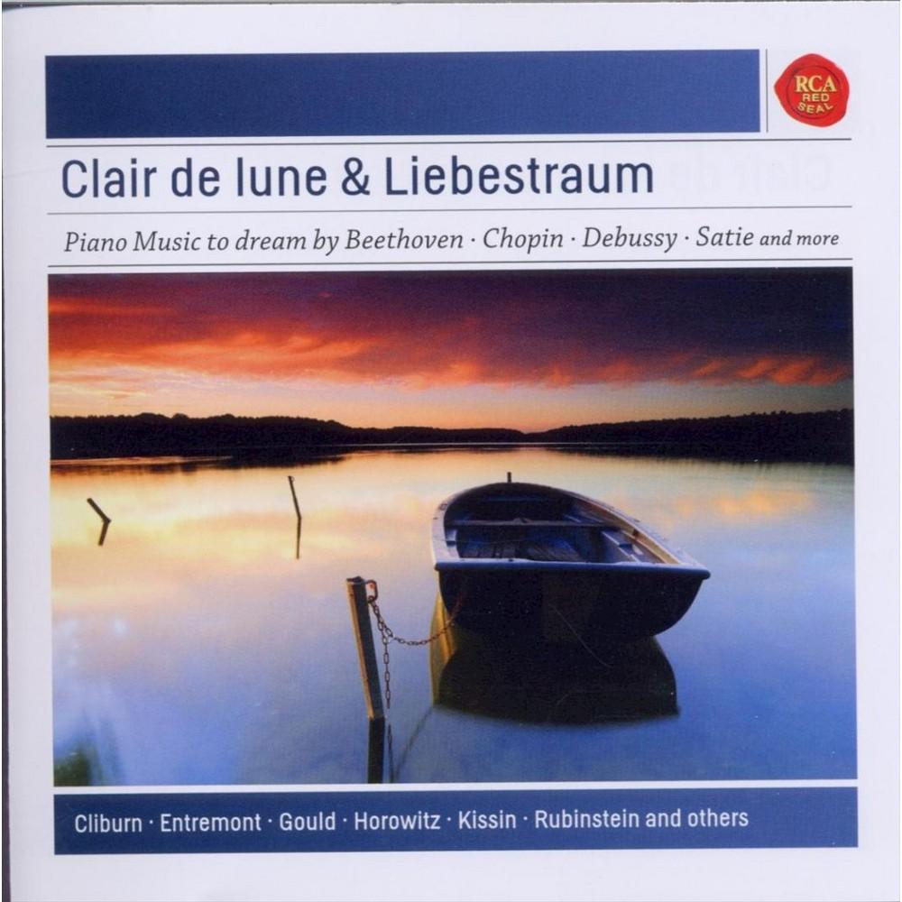 Various - Clair De Lune/Liebestraum (CD)