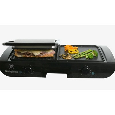 Westinghouse 2 In 1 Multi Grill And Sandwich Maker