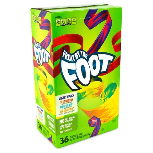 Fruit by the Foot Chewy Candy Variety Pack - 36ct - image 1 of 1