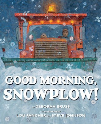 A great morning plow
