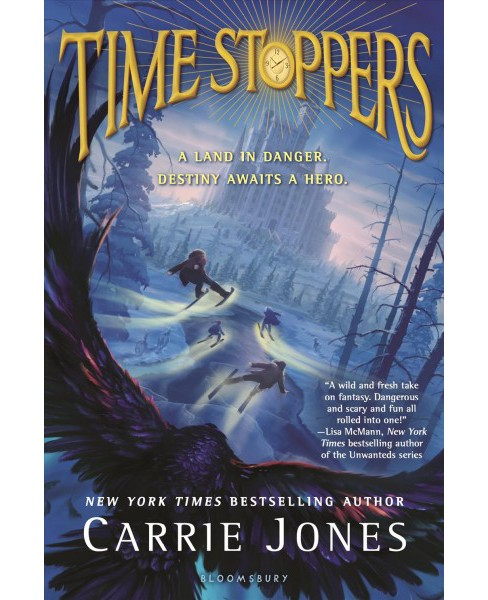 Time Stoppers (Reprint) (Paperback) (Carrie Jones) - image 1 of 1