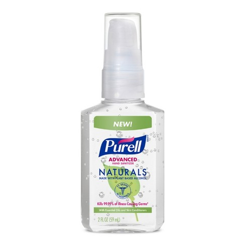 Purell Naturals Hand Sanitizer - Trial Size- 2 fl oz - image 1 of 1