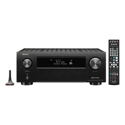 Denon AVR-X4700H 9.2-Channel 8K AV Receiver with 3D Audio and Amazon Alexa Voice Control