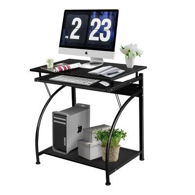 Costway Computer Desk PC Laptop Table Study Workstation Home Office Furniture Black