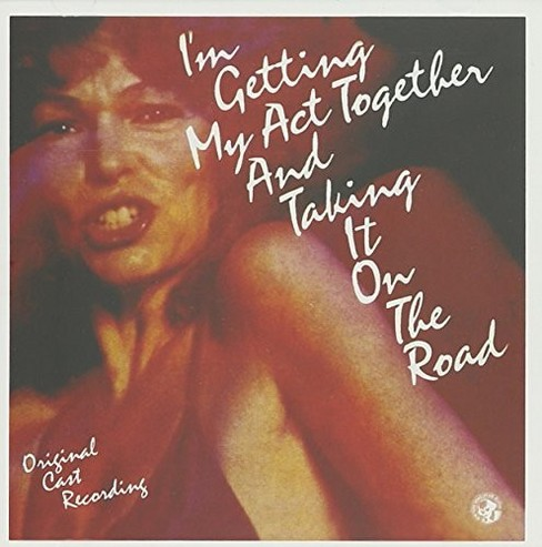 Various - I'm getting my act together and takin (CD) - image 1 of 1