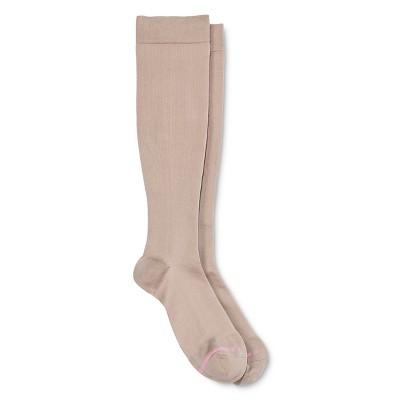 Dr. Motion Women's Mild Compression Knee High Socks 4-10