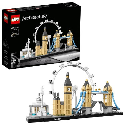 LEGO Architecture London 21034