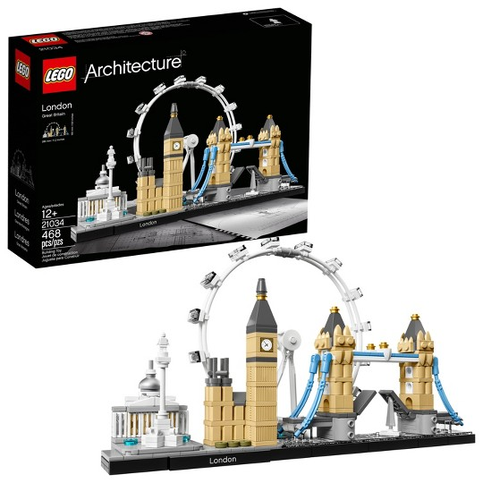 LEGO Architecture London 21034 image number null