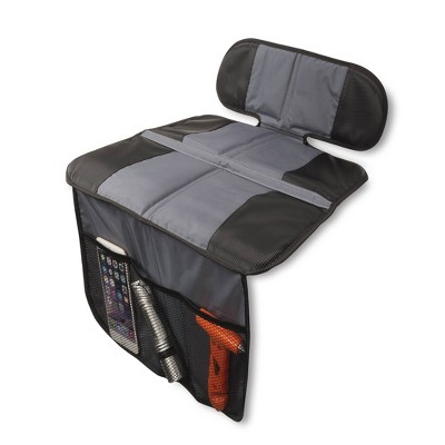 "10""x10"" Seat Protector with Organizer Black - Turtle Wax"