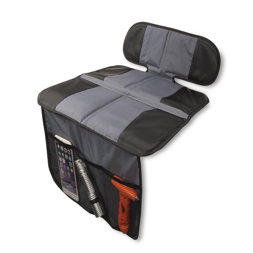 10 X10 Seat Protector With Organizer Black Turtle Wax