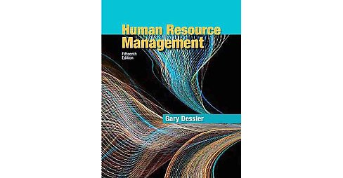 Human Resource Management (Hardcover) (Gary Dessler) - image 1 of 1