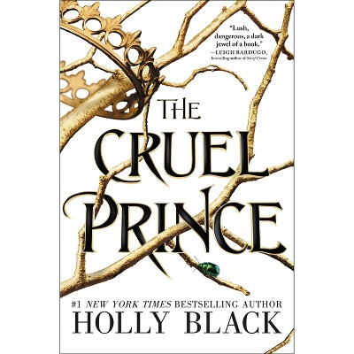 The Cruel Prince - (Folk of the Air) by  Holly Black (Paperback)