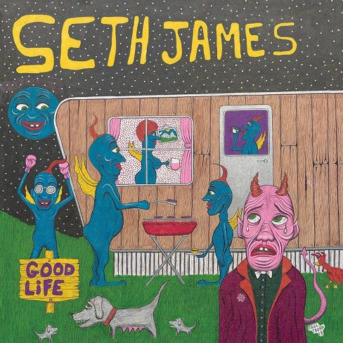 Seth James - Good Life (CD) - image 1 of 1