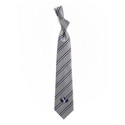eaa3e37cdb929d NCAA BYU Cougars Eagles Wings Stripe Two Necktie