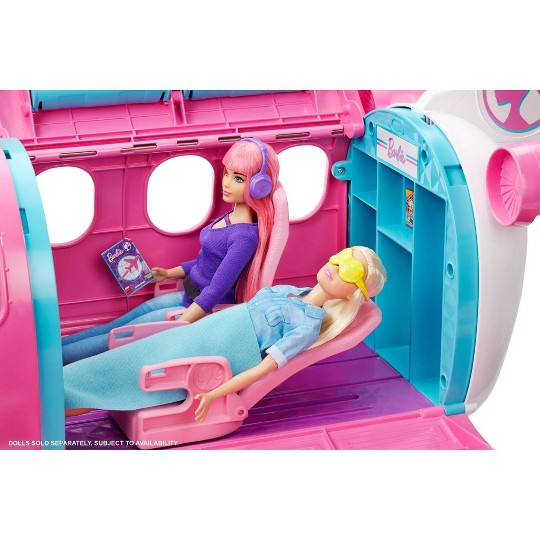 Barbie Dream Plane, toy vehicles image number null