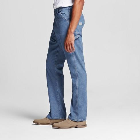 7ba779f7 Wrangler Men's Big & Tall Relaxed Fit Carpenter Jeans : Target