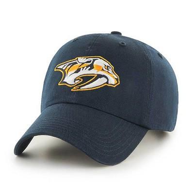 NHL Nashville Predators Men's Cleanup Hat