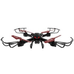 WebRC XDrone HD Racer Drone - Black