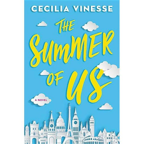 The Summer of Us - by  Cecilia Vinesse (Hardcover) - image 1 of 1
