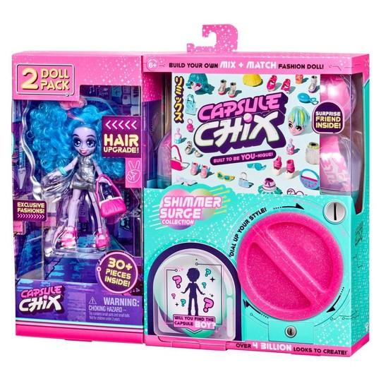 Capsule Chix Shimmer Surge Besties Pack - Pack 2 image number null