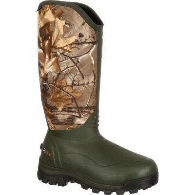 Men's Rocky Core Neoprene Waterproof 1000G Insulated Outdoor Boot
