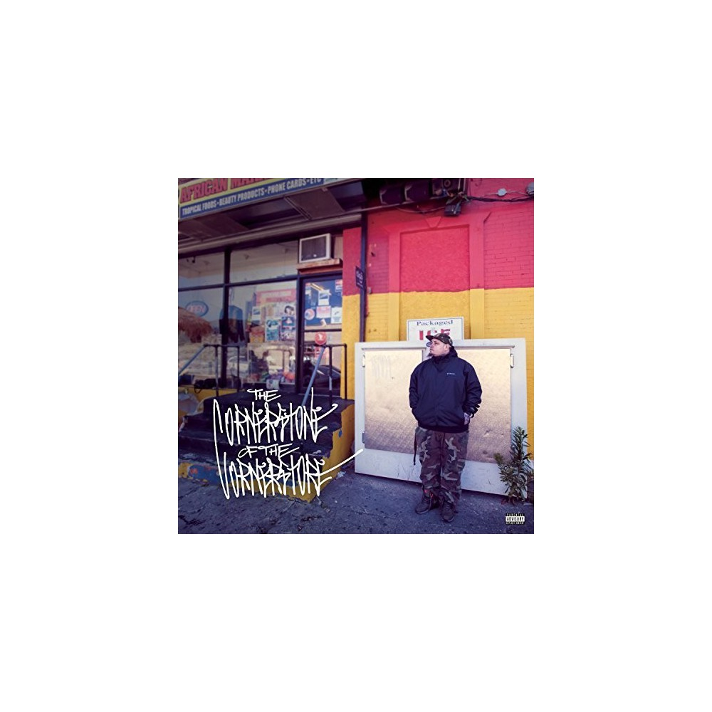 Vinnie Paz - Cornerstone Of The Corner Store (Vinyl)