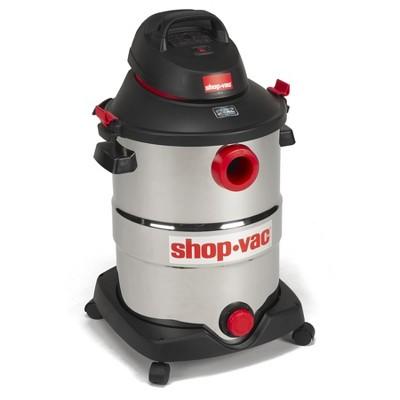Shop-Vac 12gal 5.5 Peak HP Wet/Dry Vac - Stainless Steel