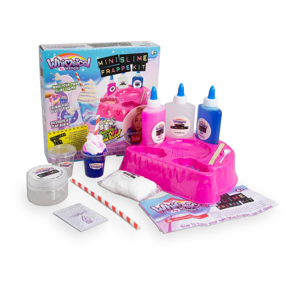 Whimsical By Wengie Mini Slime Frappe Kit was $9.99 now $4.99 (50.0% off)