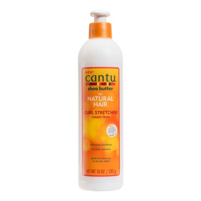 Hair Styling: Cantu Curl Stretcher Cream Rinse