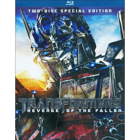 Transformers: Revenge of the Fallen [Special Edition] [2 Discs] [Blu-ray] - image 1 of 1