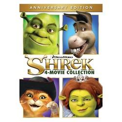 Shrek: 4 Movie Collection (DVD)