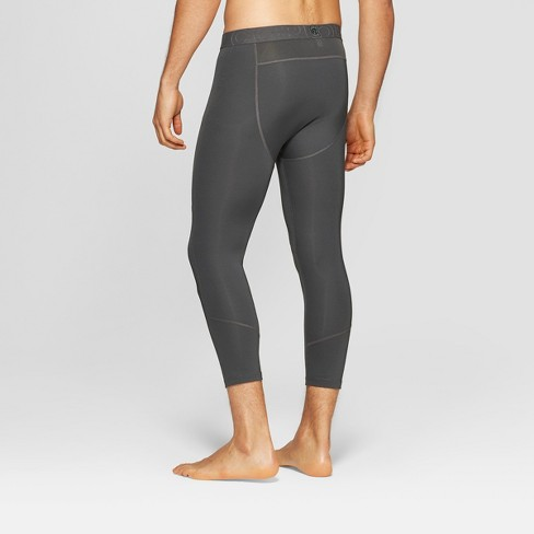 7432602051 Men's Cropped Compression Tights - C9 Champion® : Target