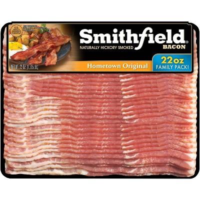 Smithfield Hometown Original Bacon - 22oz
