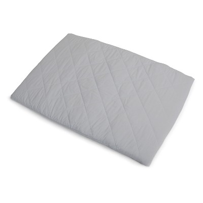 Graco Quilted pack 'n Play Playard Sheet - Stone Gray